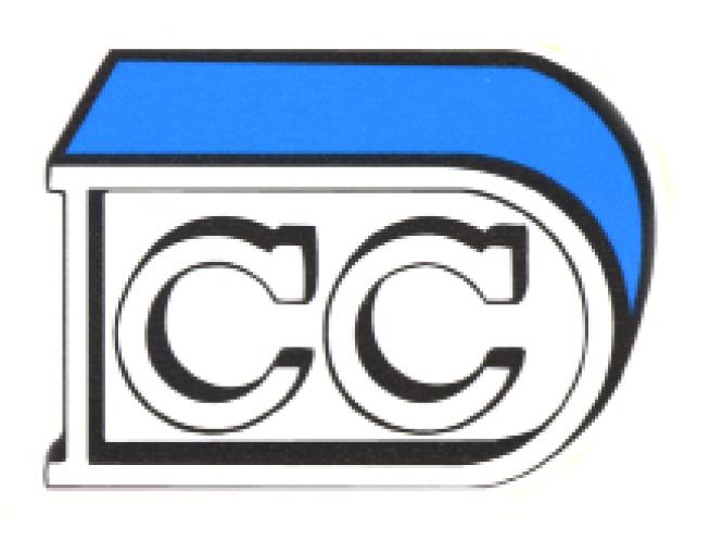 Chicago Cutting Die before logo