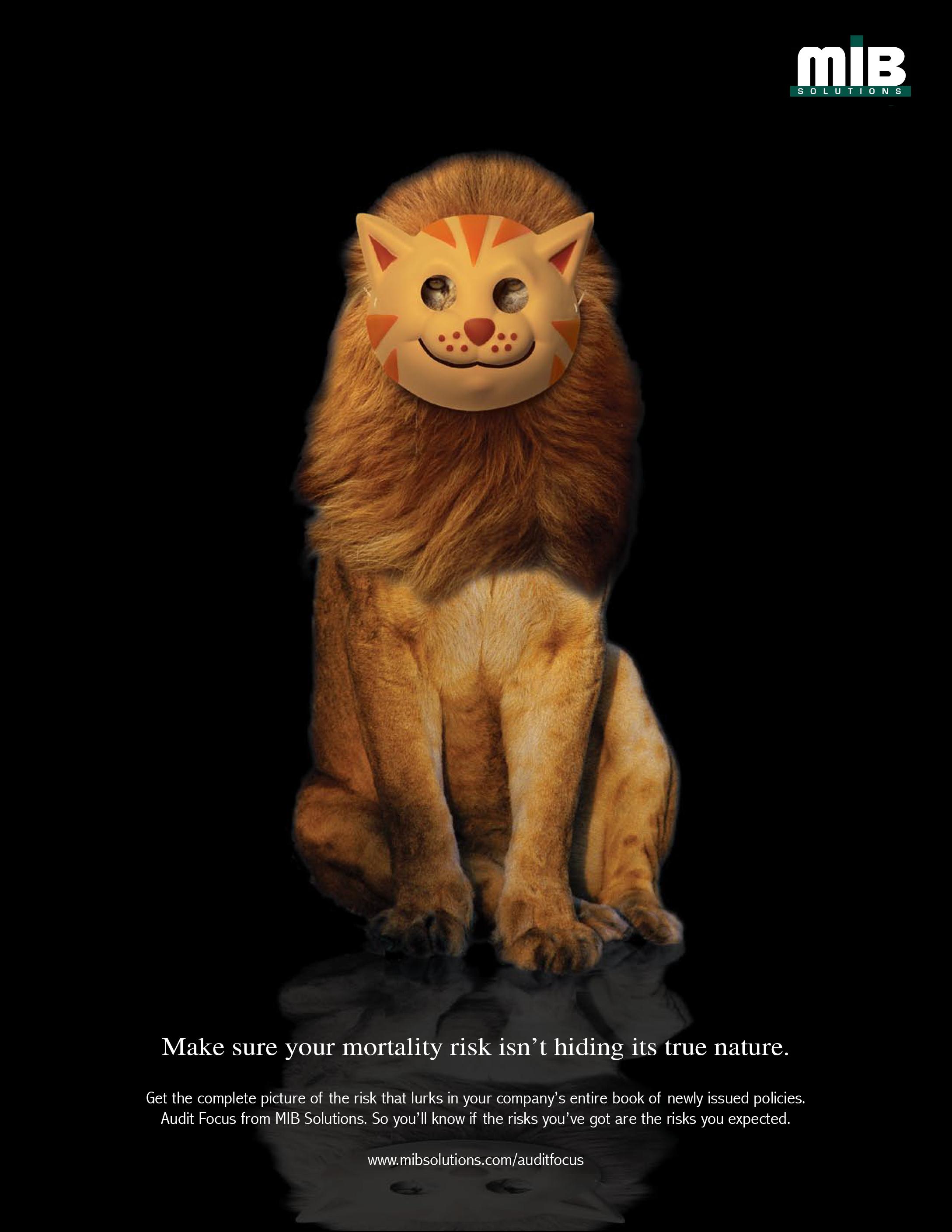 MIB ad - Lion