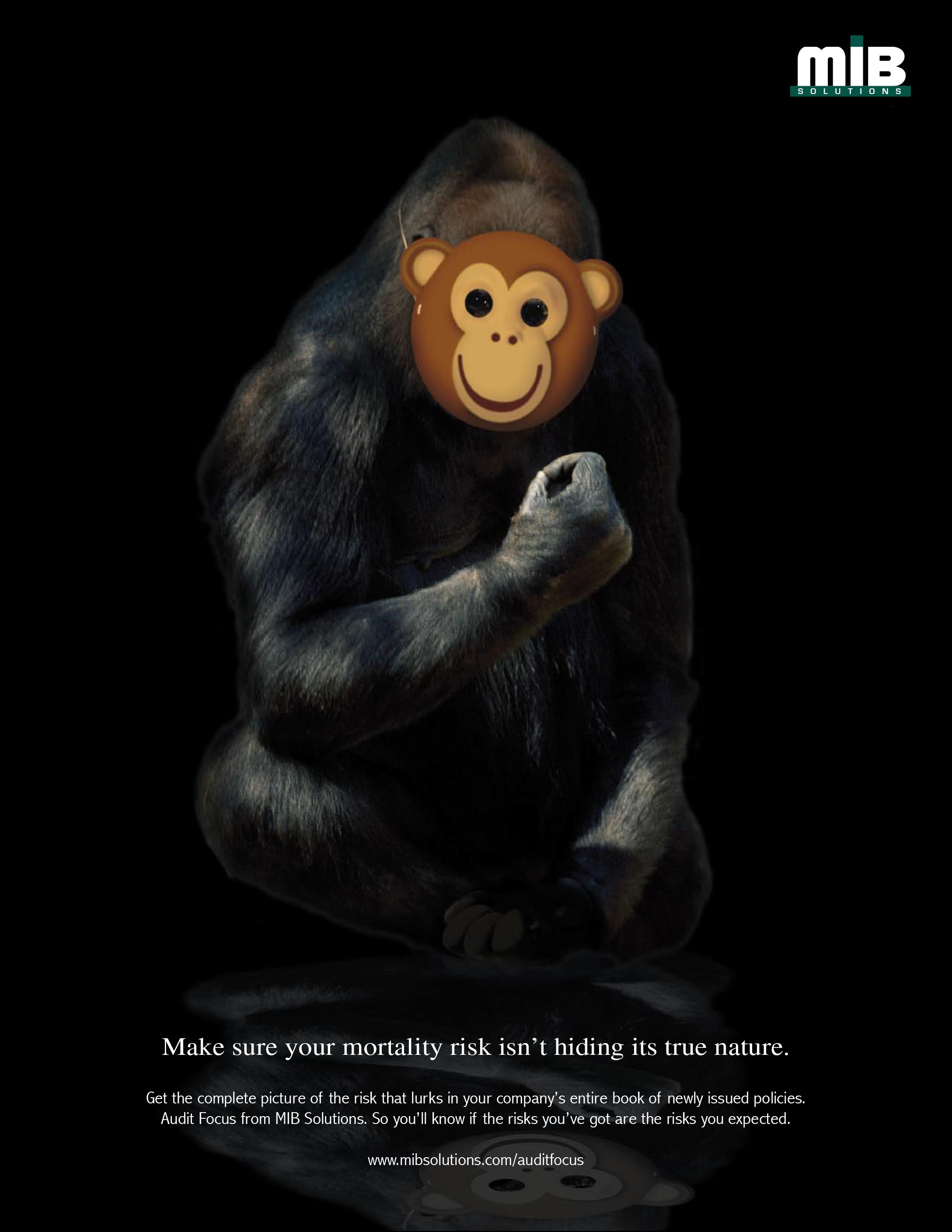 MIB ad - ape