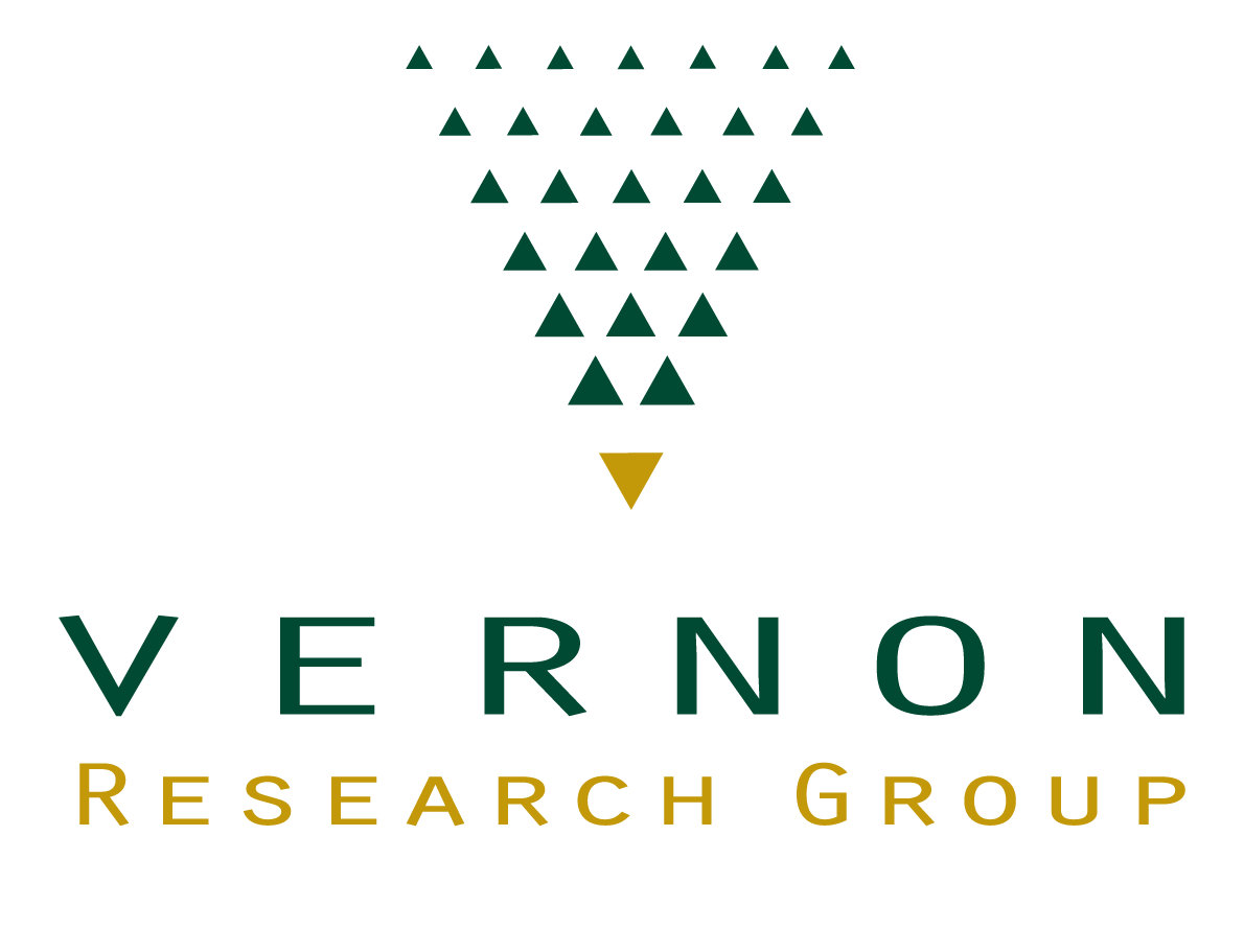 Vernon Research Group after logo