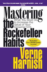 Mastering the Rockefeller Habits book cover
