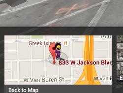 April Fools Day Marketing - Google Maps