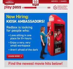 April Fools Day Marketing - Redbox