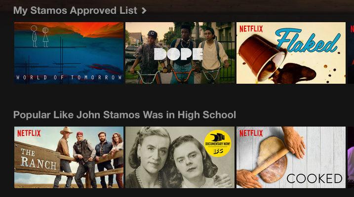 Netflix screenshot from April Fools Day
