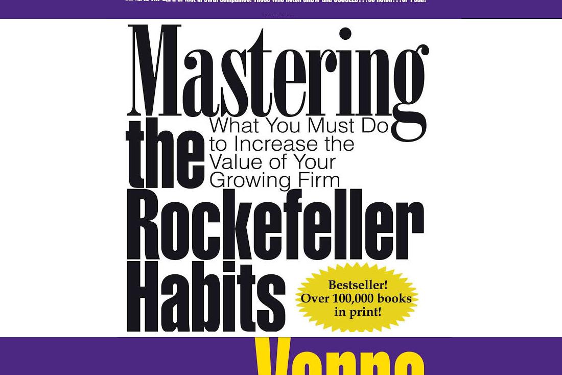 Mastering the Rockefeller Habits hero image